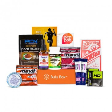 Limited Edition Strong and Slim Box | Bulu Box - sample superior vitamins and supplements