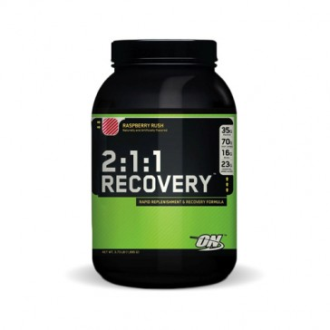 2:1:1 Recovery Raspberry | Bulu Box - Sample Superior Vitamins and Supplements