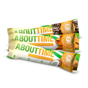 About Time Fruit, Nuts & Protein Bars Group   Bulu Box - sample superior vitamins and supplements