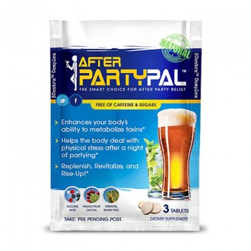 AfterPartyPal | Bulu Box - Sample Superior Vitamins and Supplements