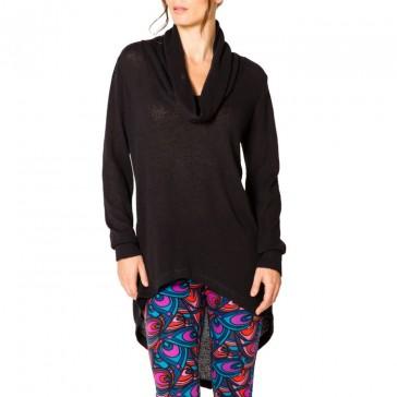 Satva Living Anila Drape Sweater | Bulu Box - Sample Superior Vitamins and Supplements