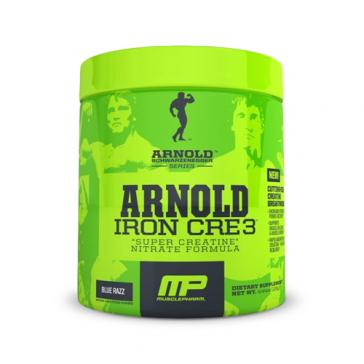 Muscle Pharm Arnold Schwarzenegger Iron Cre3