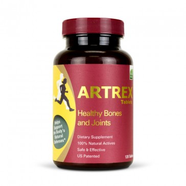 ARTREX Tablets | Bulu Box Sample Superior Vitamins and Supplements