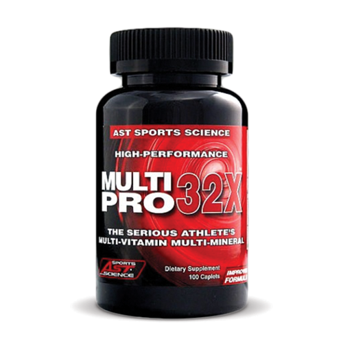 AST MultiPro 32X 100 Capsules | Bulu Box - sample superior vitamins and supplements