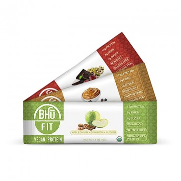 Bhu Fit Vegan Protein Bars | Bulu Box - sample superior vitamins and supplements