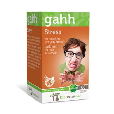 BioTerra Herbs Stress... gahh  | Bulu Box - sample superior vitamins and supplements