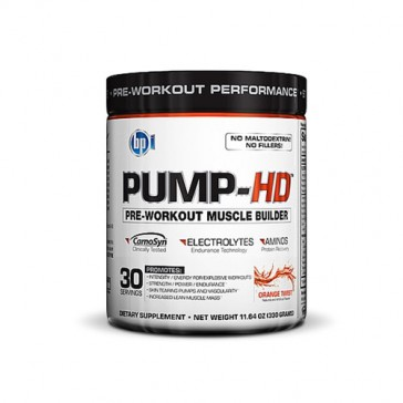 BPI Pump-HD Orange Twist | Bulu Box - sample superior vitamins and supplements