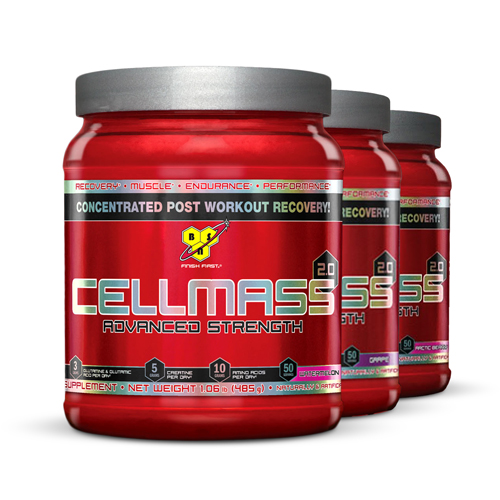 BSN CellMass 2.0 | Bulu Box - sample superior vitamins and supplements