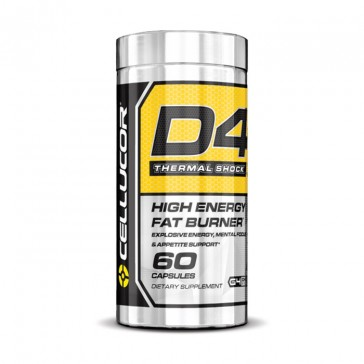 Cellucor D4 Thermal Shock | Bulu Box - sample superior vitamins and supplements
