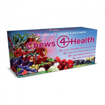 Chews-4-Health Multi-Vitamin | Bulu Box - sample superior vitamins and supplements