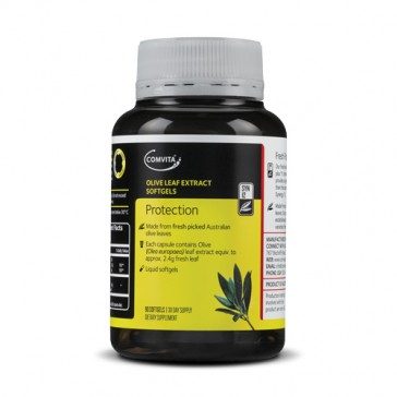 Comvita Olive Leaf Extract Softgels | Bulu Box - Sample Superior Vitamins and Supplements
