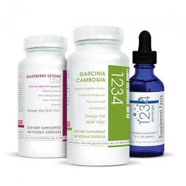 Creative Bioscience Diet Booster Bundle | Bulu Box Sample Superior Vitamins and Supplements