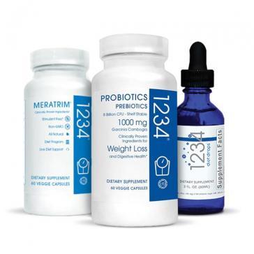 Creative Bioscience 1234 Diet Bundle   Bulu Box Sample Superior Vitamins and Supplements