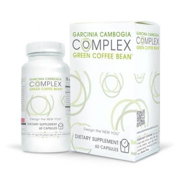 Creative Bioscience Garcinia Cambogia Green Coffee Bean Complex