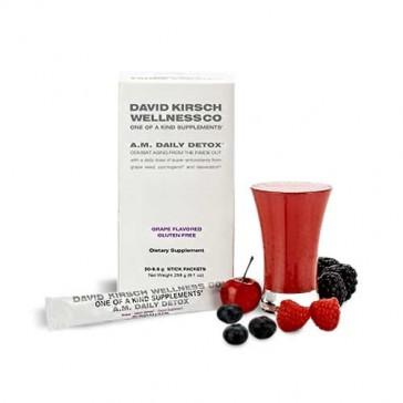 David Kirsch A.M. Daily Detox   Bulu Box - sample superior vitamins and supplements