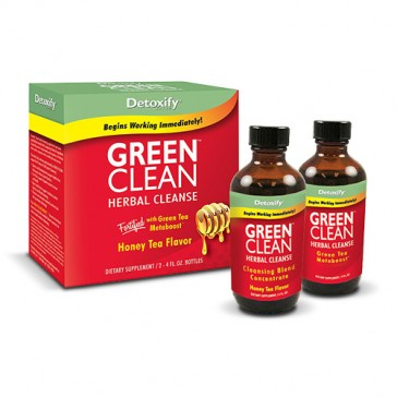 Detoxify Green Clean Herbal Cleanse | Bulu Box - sample superior vitamins and supplements