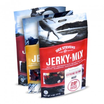 Dick Stevens Jerky Mix | Bulu Box - Sample Superior Vitamins and Supplements