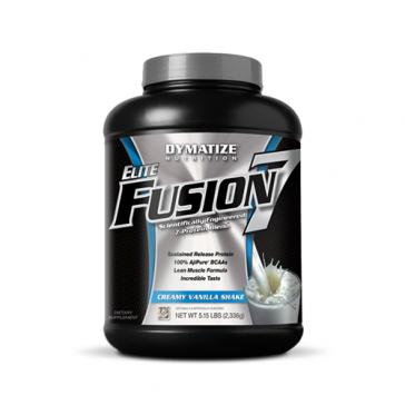 Dymatize Elite Fusion 7 Creamy Vanilla | Bulu Box - sample superior vitamins and supplements