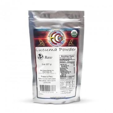 Earth Circle Organics Lucuma Powder | Bulu Box - sample superior vitamins and supplements