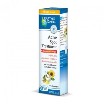 Earth's Care Acne Spot Treatment   Bulu Box - sample superior vitamins and supplements