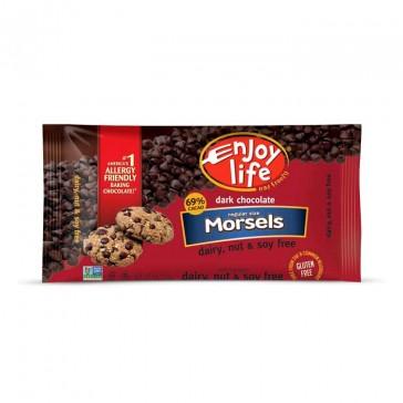 Enjoy Life Foods Dark Chocolate Morsels   Bulu Box - sample superior vitamins and supplements
