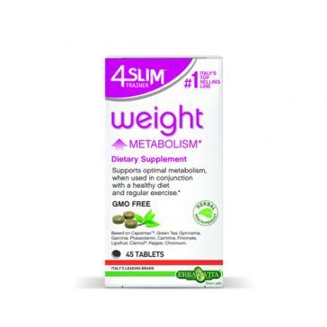 Erba Vita 4 Slim Trainer Weight Metabolism   Bulu Box - sample superior vitamins and supplements