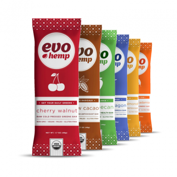 Evo Hemp | Bulu Box - Sample Superior Vitamins and Supplements