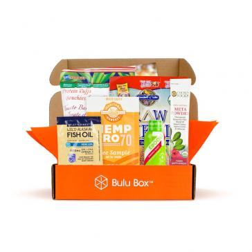 Bulu Box 1 Month Subscription | Bulu Box - Sample Superior Vitamins and Supplements
