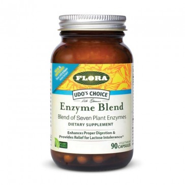 Udo's Choice Enzyme Blend   Bulu Box - sample superior vitamins and supplements