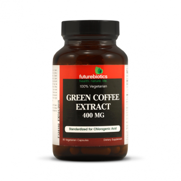 Futurebiotics Green Coffee Extract | Bulu Box - sample superior vitamins and supplements