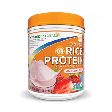Organic Brown Rice Protein Isolate | Bulu Box - sample superior vitamins and supplements