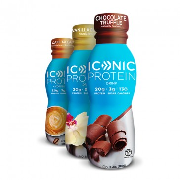 ICONIC Protein Drink | Bulu Box - Sample Superior Vitamins and Supplements