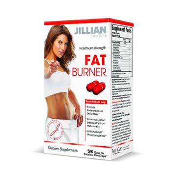 Jillian Michaels Biggest Loser Fat Burner | Bulu Box - sample superior vitamins and supplements