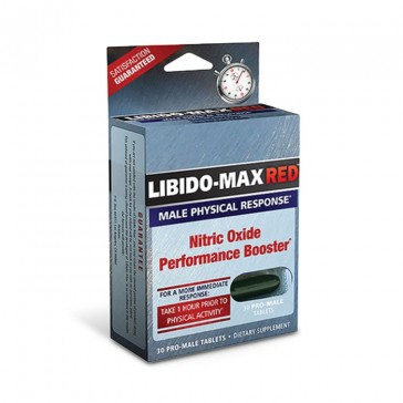 Libido-Max RED | Bulu Box - sample superior vitamins and supplements