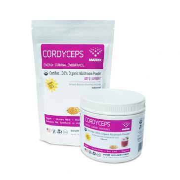 Mushroom Matrix Cordyceps  | Bulu Box sample superior vitamins and supplements