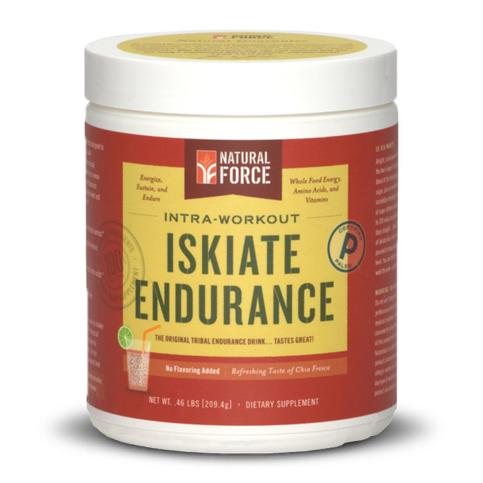 Natural Force Iskiate Endurance | Bulu Box Sample Superior Vitamins and Supplements