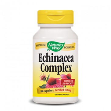 Nature's Way Echinacea Root Complex | Bulu Box - Sample Superior Vitamins and Supplements