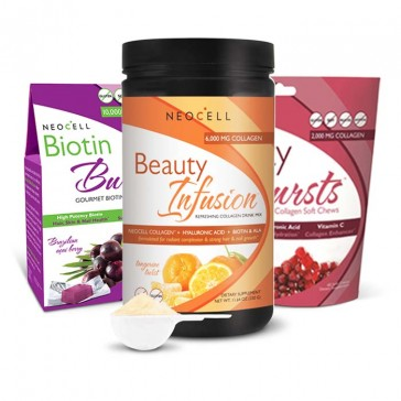 Neocell Beauty Bundle | Bulu Box - sample superior vitamins and supplements