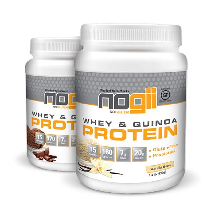 NoGii Whey and Quinoa Protein | Bulu Box - sample superior nutrition & weight loss products