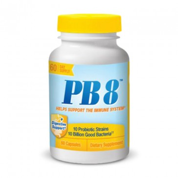 Nutrition Now PB8 Immune System Support | Bulu Box - sample superior vitamins and supplements