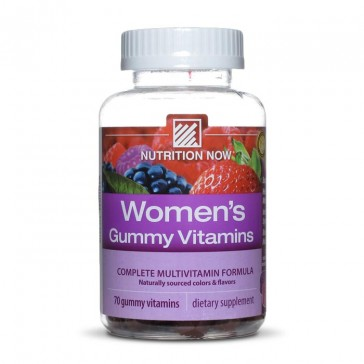 Nutrition Now Women's Gummy Vitamins | Bulu Box -  sample superior vitamins and supplements
