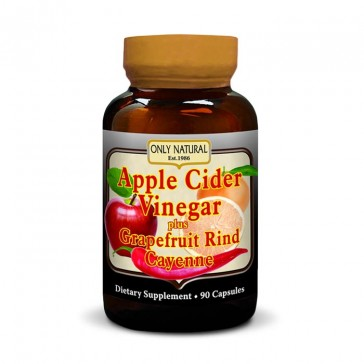 Only Natural - Apple Cider Vinegar Plus | Bulu Box - sample superior vitamins and supplements
