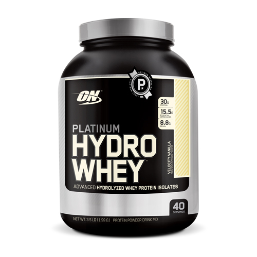 Optimum Nutrition Hydrowhey Vanilla | Bulu Box - sample superior vitamins and supplements