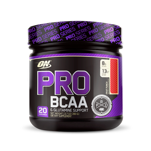 Optimum Nutrition Pro BCAA Fruit Punch | Bulu Box - sample superior vitamins and supplements
