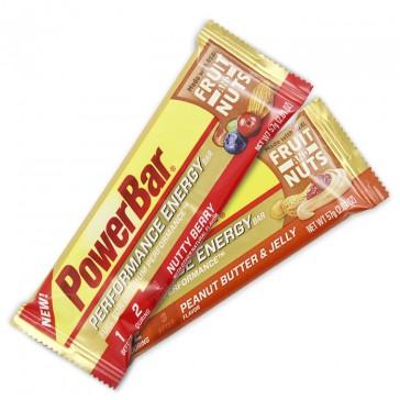 PowerBar Performance Energy Fruit & Nuts Bar | Bulu Box - sample superior vitamins and supplements