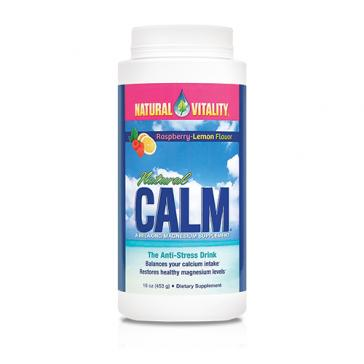Natural Vitality Calm | Bulu Box - sample superior vitamins and supplements