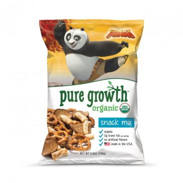 Pure Growth Organic Snack Mix | Bulu Box - sample superior vitamins and supplements