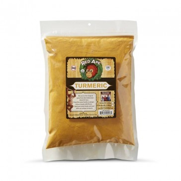 Organic Ground Turmeric | Bulu Box -Sample Superior Vitamins and Supplements