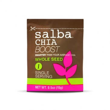 Salba Chia Whole Seeds   Bulu Box - sample superior vitamins and supplements