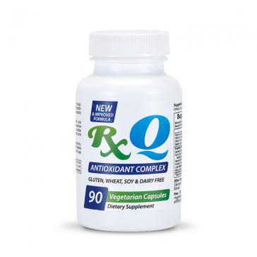 RxQ Antioxidant Complex   Bulu Box - sample superior vitamins and supplements
